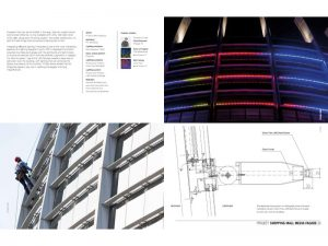 Philips Lighting's «Luminous» magazine: PIK Avenue shopping mall, Jakarta, feature coordination and translation